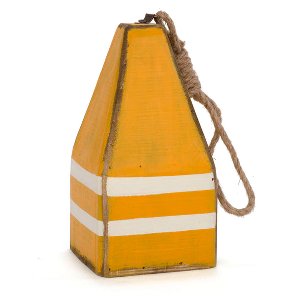 Door stopper buoy in yellow