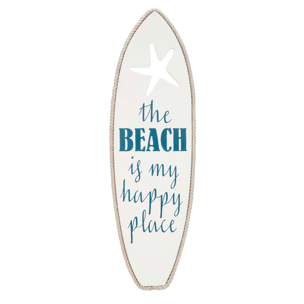 The beach is my happy place... decor