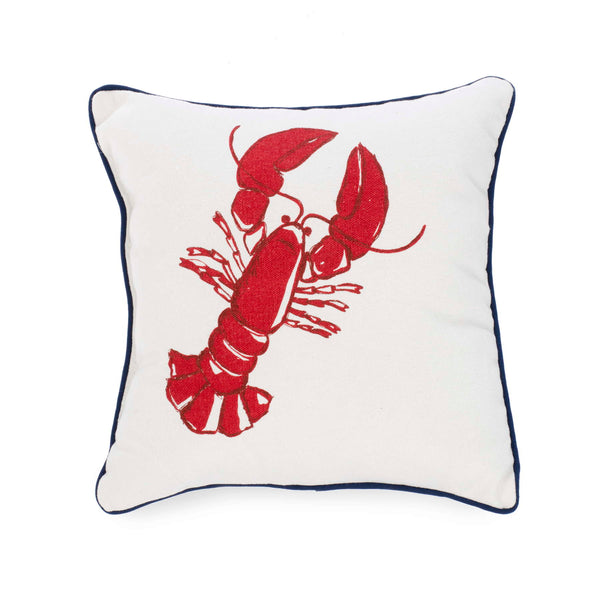 Red Lobster Cushion