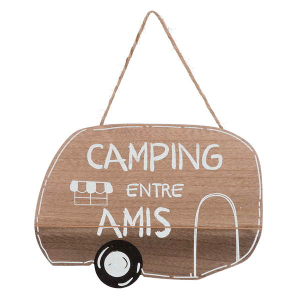 Affiche Camping entre amis