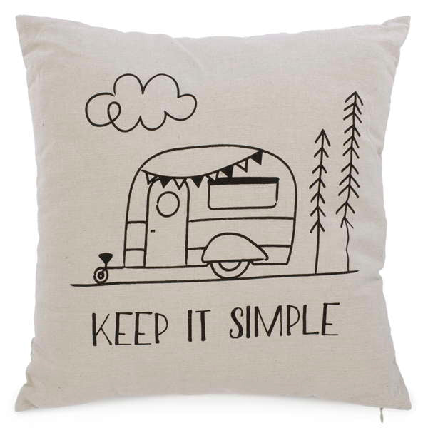 Coussin - Keep it simple