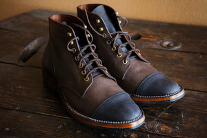 PTC X Santalum Collab #2 - The DIY Waxed Flesh Boot