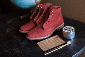 PTC X Santalum Collab No. 2 - The DIY Waxed Flesh Boot