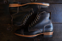 PTC X Santalum Collab No. 3 - The Horween Black Chromexcel Boot
