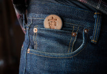 PTC X Denim Hound Coin Pocket $15 Token