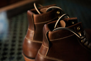 PTC X Santalum Collab No. 3.5 - The Horween Brown Chromexcel Boot
