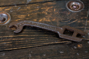 B. F. Avery And Sons Chilled Plow K209 Wrench oddity tool