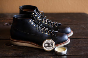 Smith's Leather Balm - Handmade using only three all natural ingredients