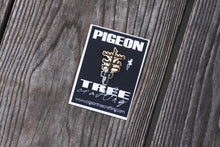 Pigeon Tree Crafting Pin- Black and Gold - Telephone Pole Pin Los Angeles Pingame