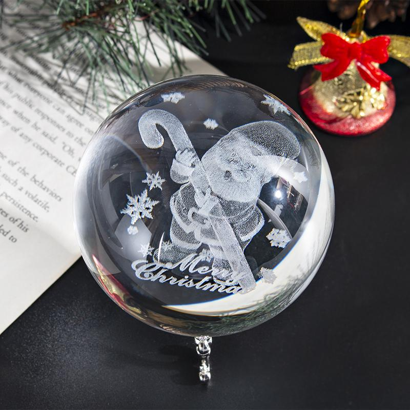 3D Santa Crystal Ball (Limited Edition)