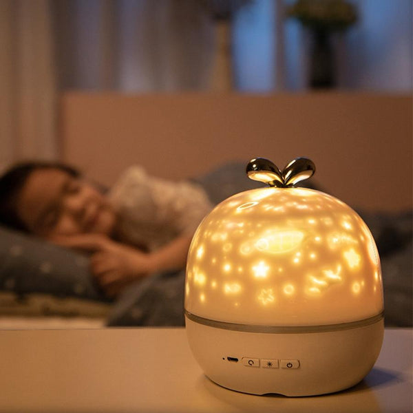 Starry Projector Lamp