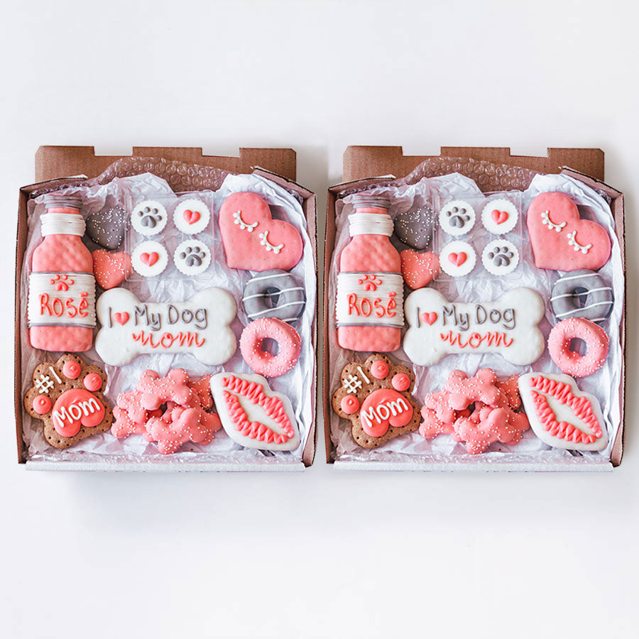 Two Dog Mom Cookie Boxes Bundle