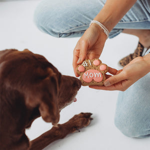 Dog Mom + Pizza My Heart Cookie Box Bundle