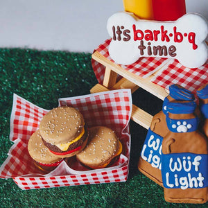 Birthday Girl + Burgs & Beers Cookie Box Bundle