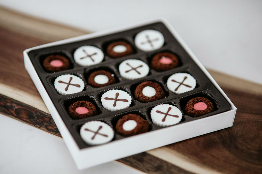 Love Bites Truffle Treat Box