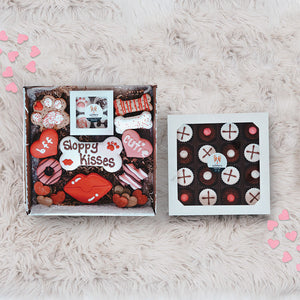 Sloppy Kisses Box + Love Bites Gift Set