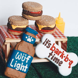 Gotcha Day + Burgs & Beers Cookie Box Bundle