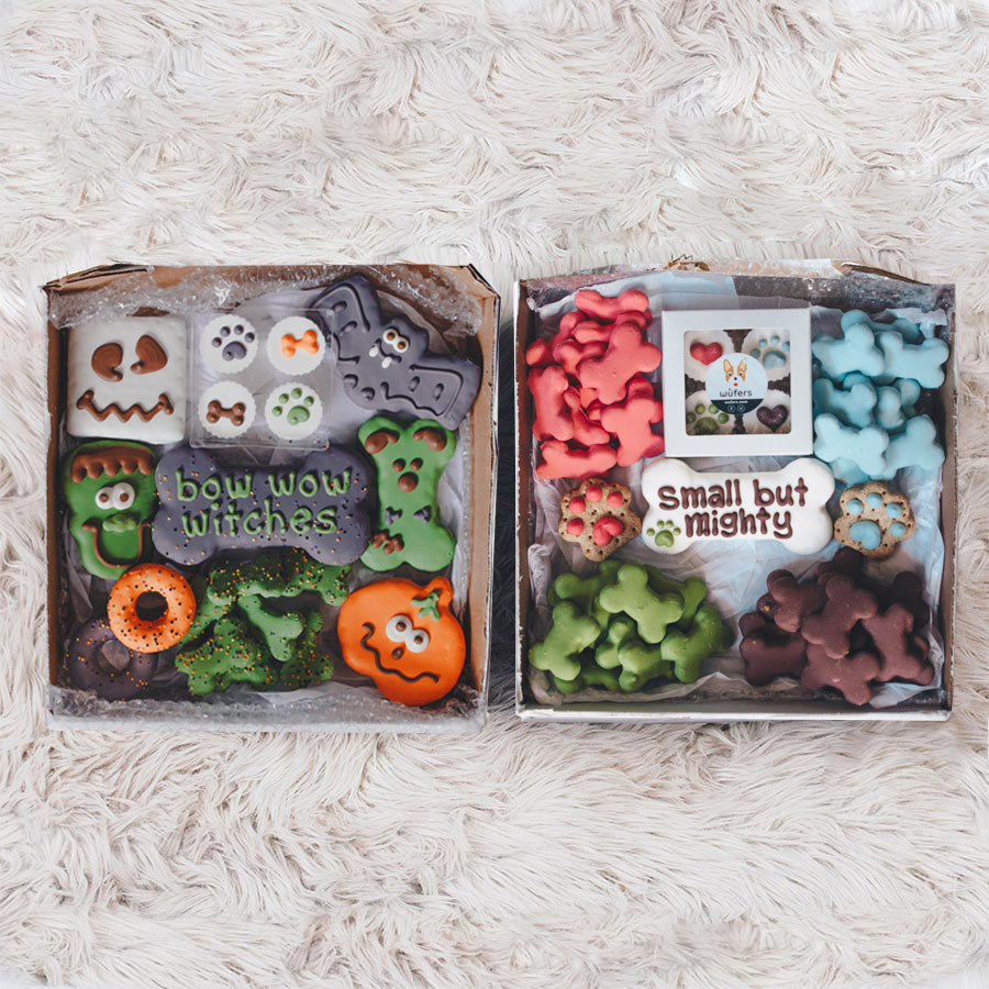 Halloween + Small But Mighty Cookie Box Bundle