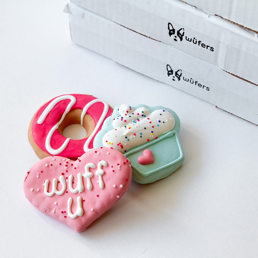 Sweet Nothings Cookie Box