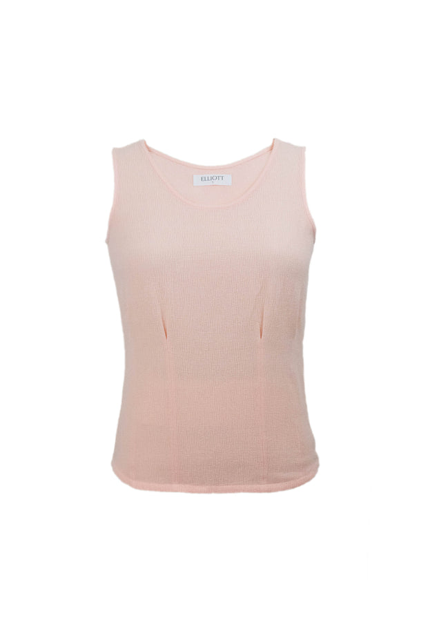 Lyla Top in Peach