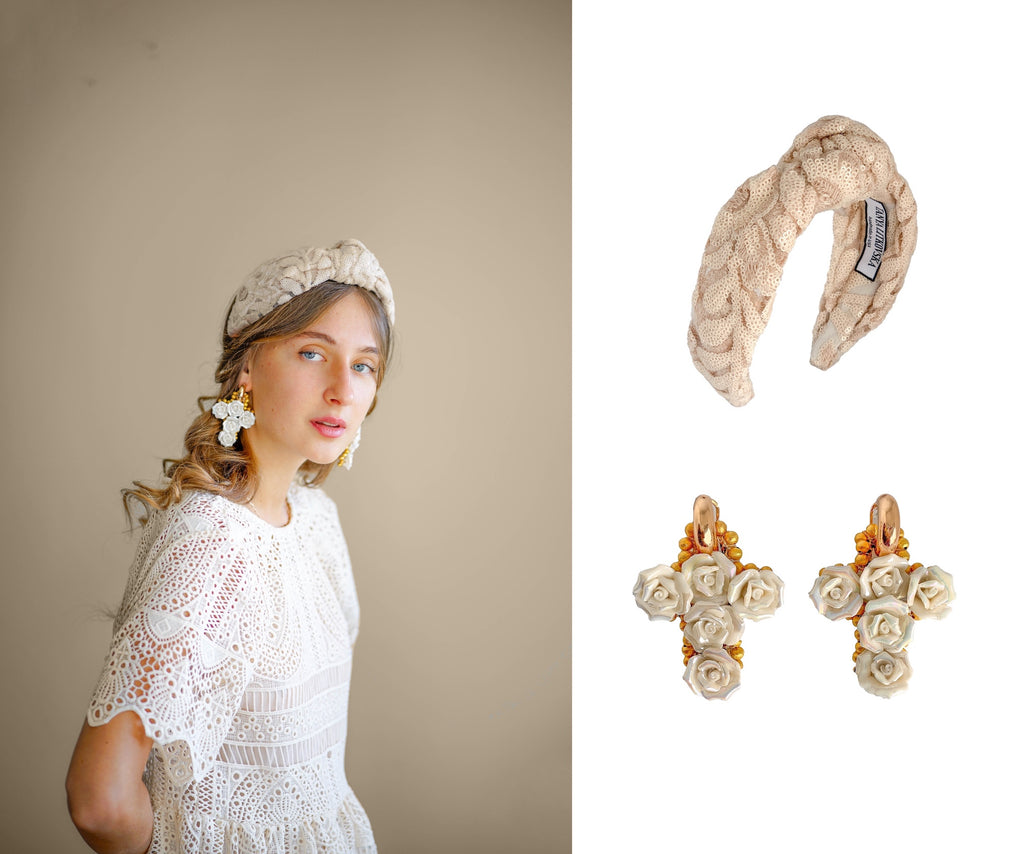 WEDDING HEADBANDS AND BRIDAL HAIR ACCESSORIES