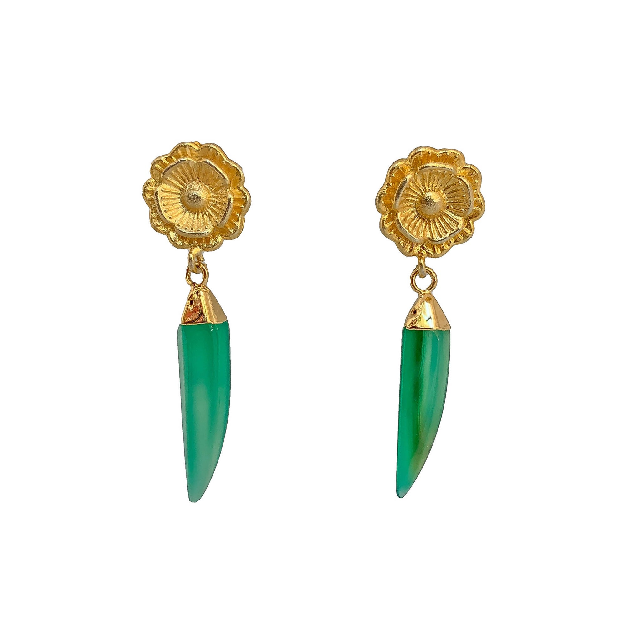 designer women earrings | handcrafted artisan earrings | luxury earrings by tanya litkovska