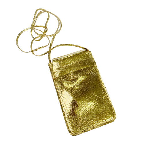 MINI BAG ENZO GOLD