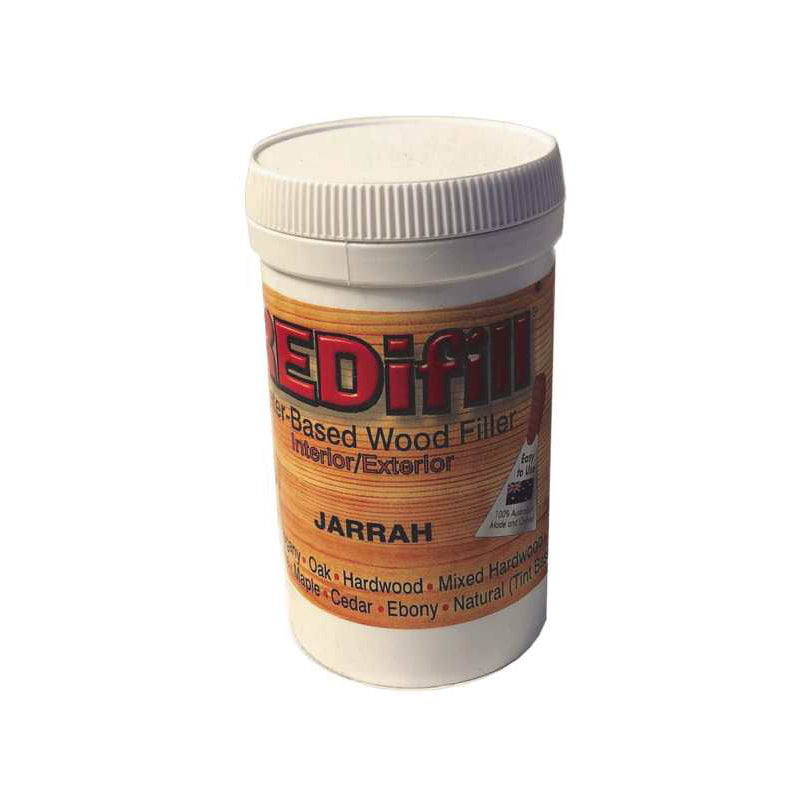 REDifill wood filler (Jarrah)