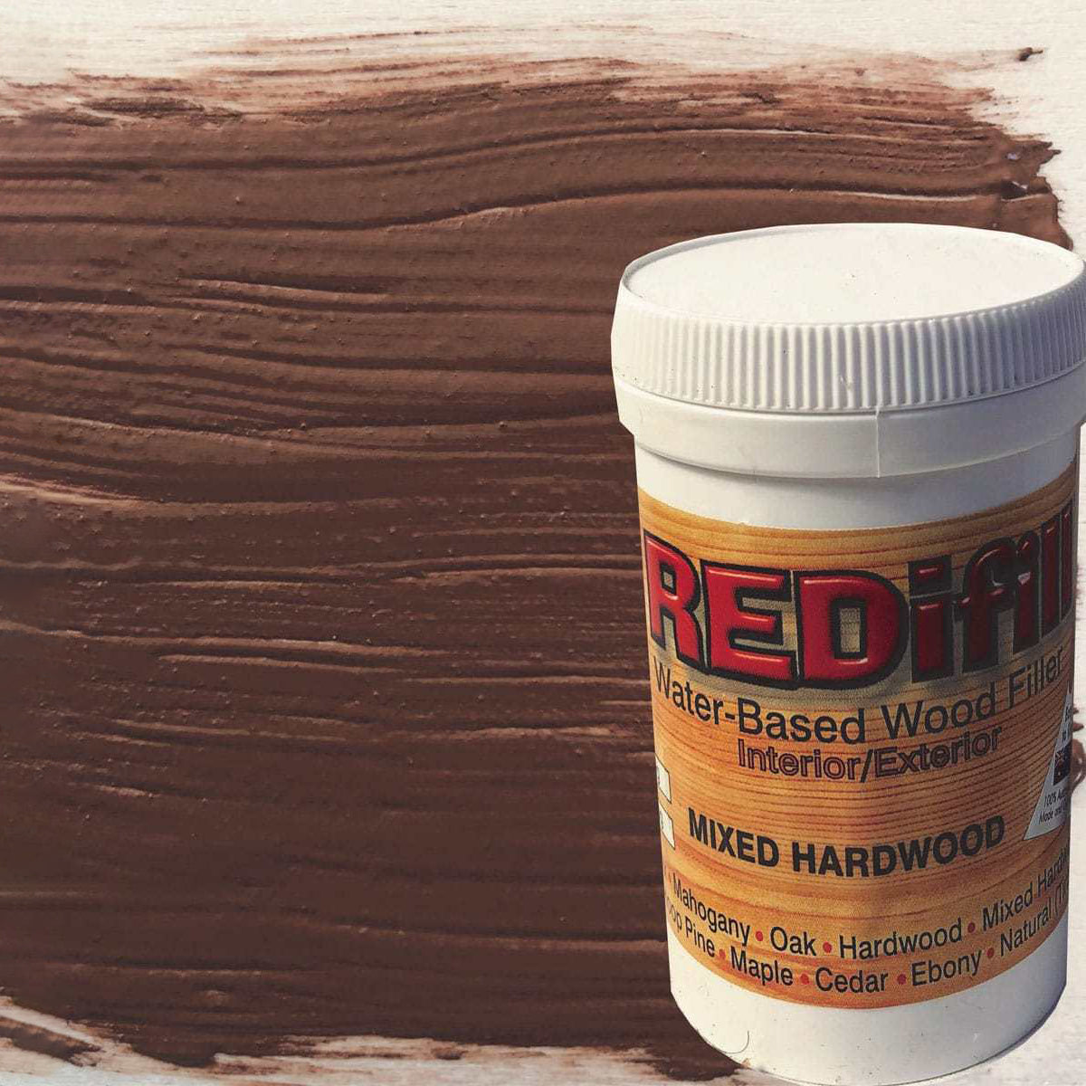 REDifill wood filler (Mixed Hardwood)