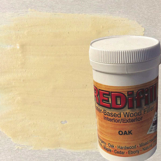 REDifill wood filler (Oak)
