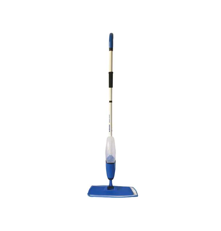 Whittle Waxes Spray & Glide Mop - for cleaning timber floors