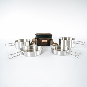 Mini Stainless Cookware