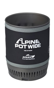Alpine Pot, Wide