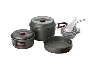 2-3 Person Cookware