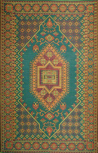 Mad Mats Outdoor Rugs - Turkish Pattern