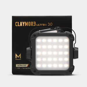 CLAYMORE ULTRA II 3.0 M Rechargeable Area Light