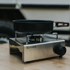 CUBE - Gas Stove