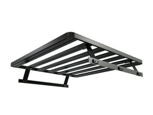 Dodge Ram Mega Cab 4-Door Bakkie (2009-Current) Slimline II Load Bed Rack Kit