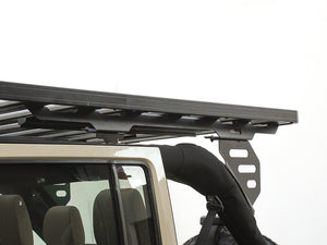 Jeep Wrangler JKU 4 Door (2007-2018) Extreme Roof Rack Kit