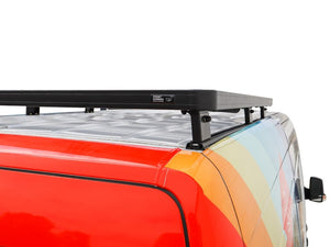 Dodge Sprinter Van (2007-Current) Slimline II 1/4 Roof Rack Kit