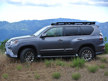 Lexus GX460 Slimline II Roof Rack Kit
