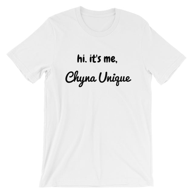 Chyna Unique Hi T-Shirt