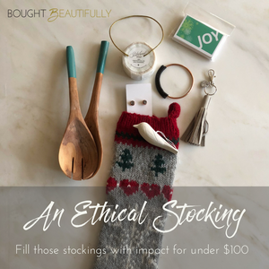 Stand-out Stockings - Last minute stocking stuffers that do good!