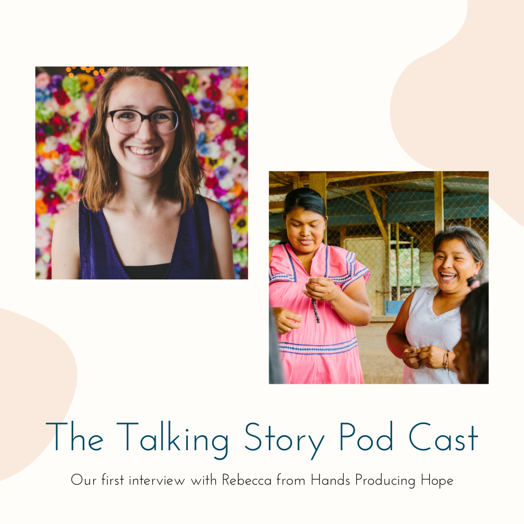 Talking Story Pod Cast with Hands Producing Hope