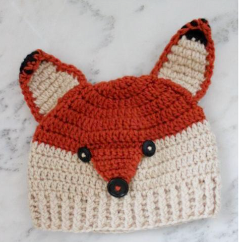 Bought Beautifully Fox Hat
