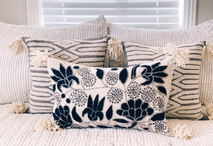 Tesha Pillow Cover