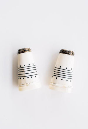 Kidogo Salt + Pepper Shakers