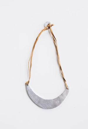 Crescent Necklace