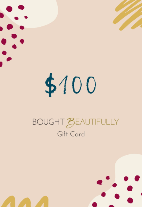 Beautiful Gift Cards $100