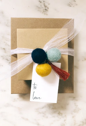 Mother's Day Gift Box - Boho Style